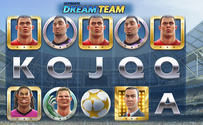 Ultimate Dream Team Slots pic 1