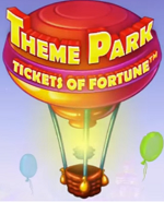 Theme Park Tickets of Fortune Balloon