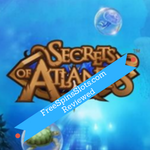 Secret of Atlantis Logo Reviwed