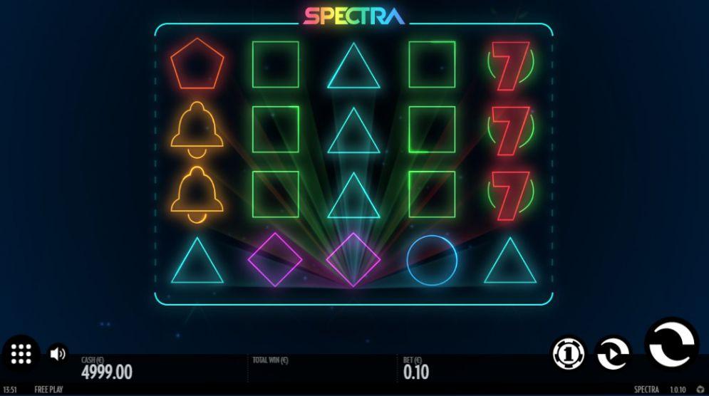 spectra-slot